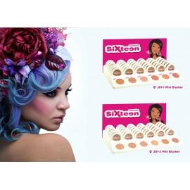 Sixte9N Cosmetics 16 Hrs Mini Blusher