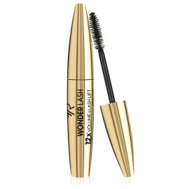 Golden Rose Wonder Lash 12X Volume &Lash Lift Mascara With Pro-Vitamin B5