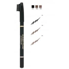 Golden Rose Eyebrow Pencil