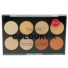 Tecnnic Colour Fix Pressed Powder Contour Palette
