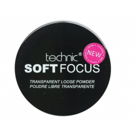 Technic Soft Focus Transparent Loose Powder  Poudre Libre Transparente
