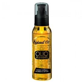Splend Or Olio Splendente Dona Capelli Morbidi E Setosi 100Ml
