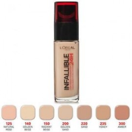 L'Oreal Infallible Stay Fresh Foundation 24H 30ml