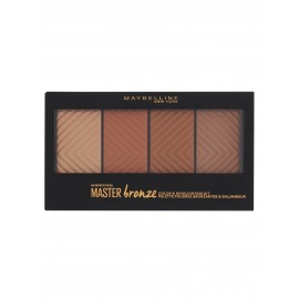 Maybelline Master Bronze Color & Highlighting Kit 14gr