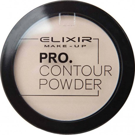 Elixir Make-Up Make Up Pro Contour Powder 434