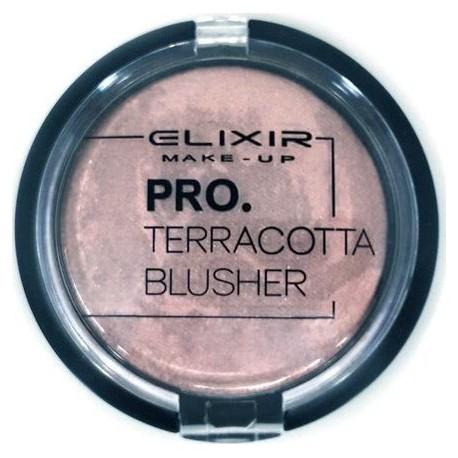 Elixir Make-Up Pro.Terracotta Blusher