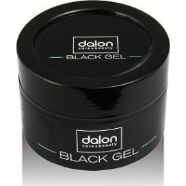 Dalon Black Hair Gel 200ml