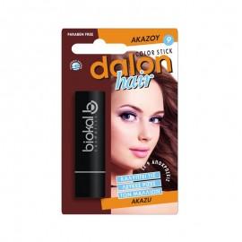 Dalon Color Hair Stick 9 Ακαζού 4.5gr