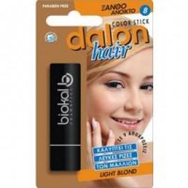 Dalon  Color Hair Stick 8 Ξανθό Ανοιχτό 4.5gr