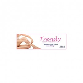 Trendy Cosmetics Depilation stips 100pcs