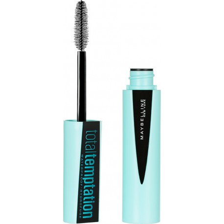 Maybelline Total Temptation Waterproof Mascara Black