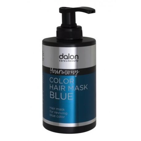 DALON Χρωμομάσκα Μαλλιών Μπλε 300ml
