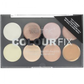 Technic colour fix Cream Highligter Palette