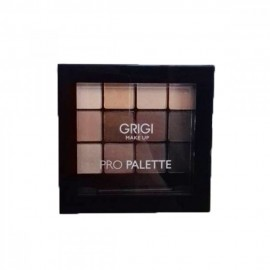 Grigi Make up Pro palette