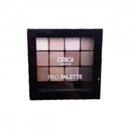 Grigi Make up Pro palette No 43