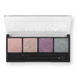 GRIGI MAKE-UP MUST HAVE PALETTE 07 METALLIC HIGH