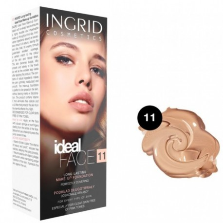 INGRID ideal face make up foundation