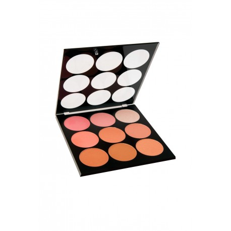 Elixir Make-Up Highlighter & Blush Palette 877