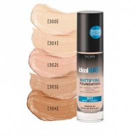 INGRID ideal matt make up foundation
