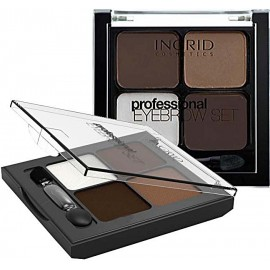 INGRID professional eyebrow set