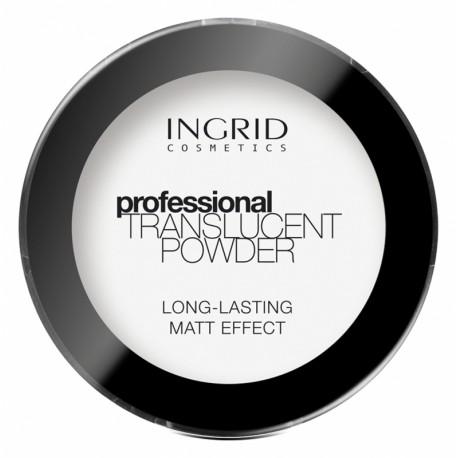 INGRID professional translucent powder