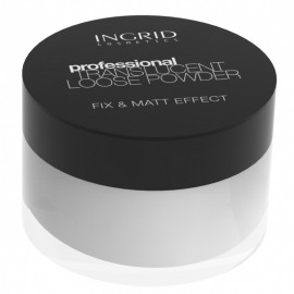 INGRID professional translucent loose powder