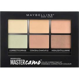 Maybelline Master Camo Palette de Correcteurs