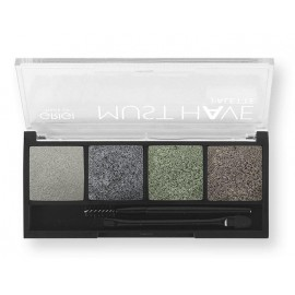 GRIGI MAKE-UP MUST HAVE PALETTE 08 METALLIC HIGH SHINE EYESHADOW