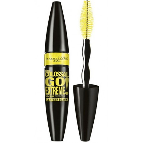 Maybelline Colossal Go Extreme Mascara Leather Black Mascara