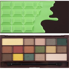 Makeup Revolution I Heart Makeup I Heart Chocolate Mint Chocolate