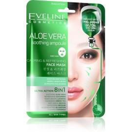 Aloe Vera Calming And Refreshing Face Sheet Mask