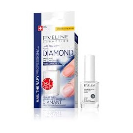 Θεραπεία Νυχιών Eveline (Diamond-Hard-Shiny Nail) 12ml