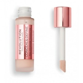 Makeup Revolution Conceal & Define Full Coverage Foundation