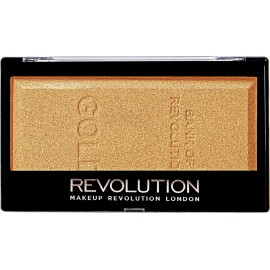 Makeup Revolution Ingot Highlighter Gold 12gr