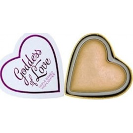 Makeup Revolution I Heart Highlighter Golden Goddess 10gr
