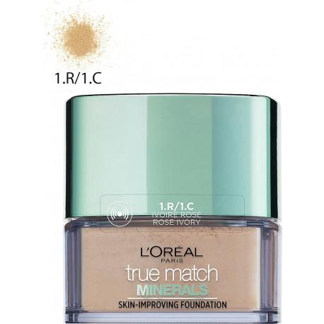 L'Oreal Paris True Match Minerals Powder Foundation