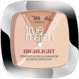L'Oreal True Match Highlight Powder Glow Illuminator 202.N Rosy Glow 9gr