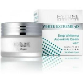 veline WHITE EXTREME 3D DEEP WHITENING NIGHT CREAM 50ML