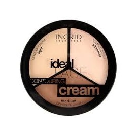 INGRID COSMETICS IDEAL FACE CONTOURING CREAM