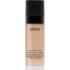 Grigi Make Up MakeUp Pro 24H 3 In 1 Foundation
