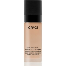 Grigi Make Up MakeUp Pro 24H 3 In 1 Foundation