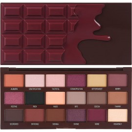 Makeup Revolution I Heart Revolution Cranberries & Chocolate Eyeshadow Palette