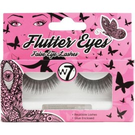 W7 Cosmetics Flutter Eyes False Eye Lashes EL02