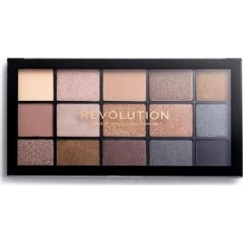 Makeup Revolution Re-Loaded Eyeshadow Palette Smoky Newtrals
