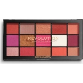 Makeup Revolution Re-Loaded Eyeshadow Palette Red Alert