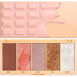 Makeup Revolution I Heart Revolution Praline Chocolate Face Palette