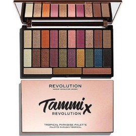 Makeup Revolution Tammi X Tropical Paradise Eyeshadow Palette