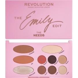 Makeup Revolution X Emily Edit Needs Palette