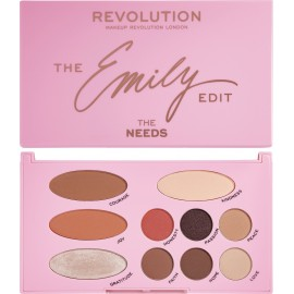 Makeup Revolution X Emily Edit Needs Palette
