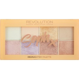 Makeup Revolution Soph X Highlighter Palette 16gr